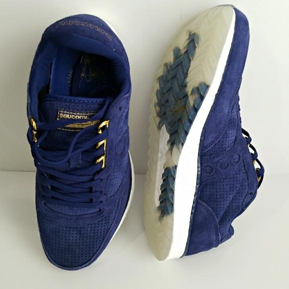 Saucony Mens Freedom Runner Sneakers